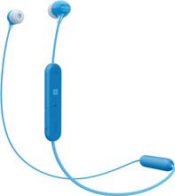 Sony WI-C300 Blauw