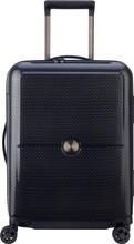 Delsey Turenne Slim Cabin Size Trolley 55cm Black
