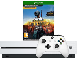 Microsoft Xbox One S 1 TB Playerunknown's Battlegrounds