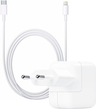 Apple 30W Thuislader + Ligtning to USB-C Cable (1m)