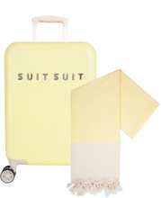 SUITSUIT Fabulous Fifties Spinner 66cm Mango Cream