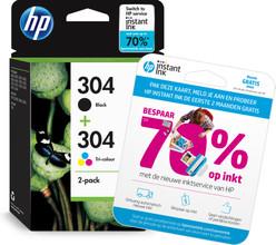HP 304 Combo Pack (3JB05AE)