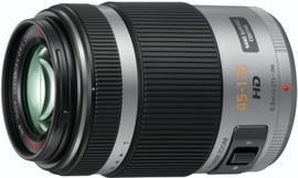 Panasonic Lumix G X Vario PZ 45-175mm f/4.0-5.6 ASPH. Zilver