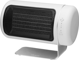 Duux Twist Ceramic Heater en Fan Wit