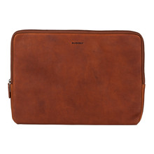 Burkely Antique Avery Laptop Sleeve 15.6'' Cognac