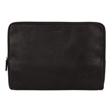 Burkely Antique Avery Laptop Sleeve 15.6'' Zwart