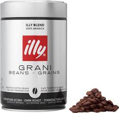 Illy Dark Roast koffiebonen 250 gram