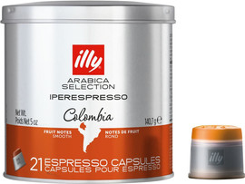 Illy MIE Capsules Colombia 21 stuks