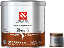 Illy Mie Capsules Brazil 21 stuks