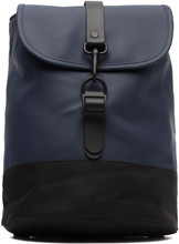 Rains Drawstring Backpack Blauw
