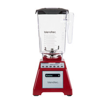 Blendtec Total Blender Rood