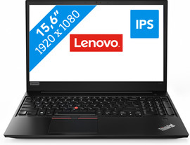 Lenovo Thinkpad E580 i7 - 16GB - 256GB SSD + 1TB HDD Azerty