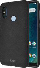 Azuri Flexible Sand Xiaomi Mi A2 Lite Back Cover Zwart