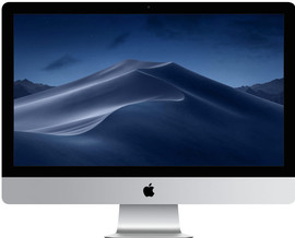 "Apple iMac 21,5"" (2017) MMQA2N/A 2,3GHz 8GB/256GB AZERTY"