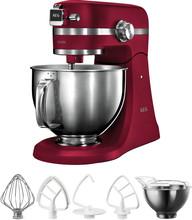 AEG KM5520 Keukenmachine Deep Red