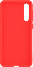 Just in Case Soft Design TPU P20 Pro Back Cover Rood