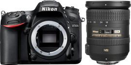 Nikon D7200 + AF-S 18-200mm f/3.5-5.6G ED VR II DX
