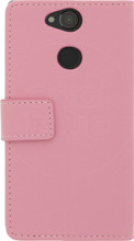 Just in Case Wallet Sony Xperia XA2 Book Case Roze