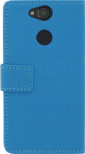 Just in Case Wallet Sony Xperia XA2 Book Case Blauw