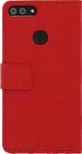Just in Case Wallet Huawei P Smart Book Case Rood