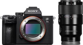 Sony Alpha A7III + FE 90mm f/2.8 Macro G OSS