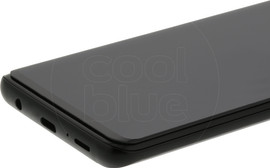 Azuri Curved Gehard Glas Galaxy S9 Screenprotector Glas Zwar