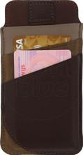 Valenta Pocket Supreme iPhone 6/6S/7/8 Pouch Bruin