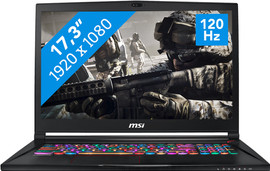 MSI GS73 Stealth 8RF-071BE Azerty