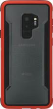 X-Doria Defense Shield Galaxy S9 Plus Back Cover Rood