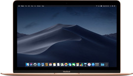 "Apple MacBook 12"" (2018) MRQP2FN/A Goud Azerty"