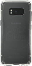 Griffin Survivor Clear Galaxy S8 Back Cover Transparant