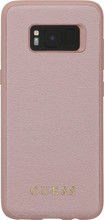 Guess Iridescent Samsung Galaxy S8 Back Cover Rose Gold