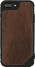 X-Doria Defense Lux Wood iPhone 7+/8+ Back Cover Zwart