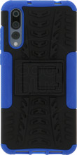 Just in Case Rugged Hybrid P20 Pro Back Cover Blauw