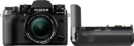 Fujifilm X-T2 Zwart + 18-55mm + Batterygrip