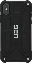 UAG Monarch iPhone X Back Cover Zwart