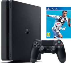 Sony PlayStation 4 Slim 500 GB Fifa 19 Bundel