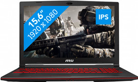 MSI GL63 8RD-010BE Azerty