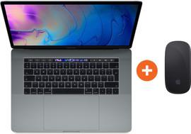 Apple MacBook Pro 15'' Touch Bar (2018) MR932FN/A + Magic Mo