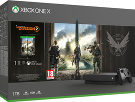 Xbox One X 1TB The Division 2 Bundel