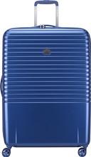 Delsey Caumartin Plus 75cm Spinner Blauw