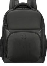 Delsey Quarterback Premium 2-Vaks Backpack - 17 Inch