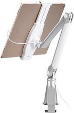 NewStar D100 Bureau Standaard Universele Tablethouder Zilver