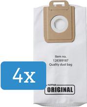 Nilfisk Select Dust Bags (4 stuks)