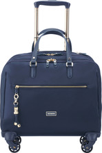 Samsonite Karissa Biz Spinner Tote Dark Navy
