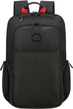 Delsey Parvis Plus 2-Vaks Backpack - 17.3 Inch