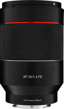 Samyang 35mm f/1.4 AF Sony FE