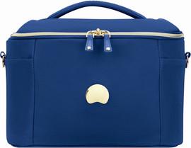 Delsey Montrouge Beautycase Blue