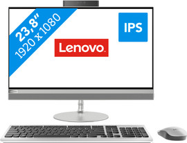 Lenovo IdeaCentre AIO 520-24ICB F0DJ009KMB - Azerty