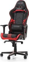 DX Racer RACING PRO Gaming Chair Zwart/Rood